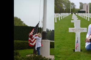 Honoring World War II Service