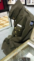 99th Infantry Division uniform.