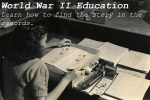 WWII Education Articles