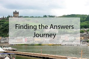 Finding the Answers Journey