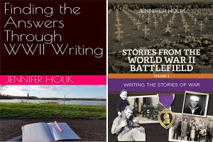 Writing Books: WWII & Personal Transformation