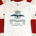 WW2 Royal Canadian Air Force T shirt