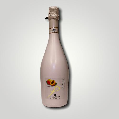 Cavatina Premium, Moscato Spumante Peach