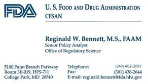 Bennett, Reginald - B.Card
