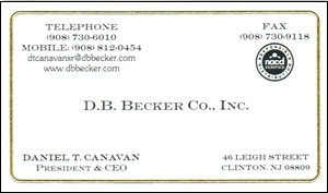 Canavan, Daniel - B.card