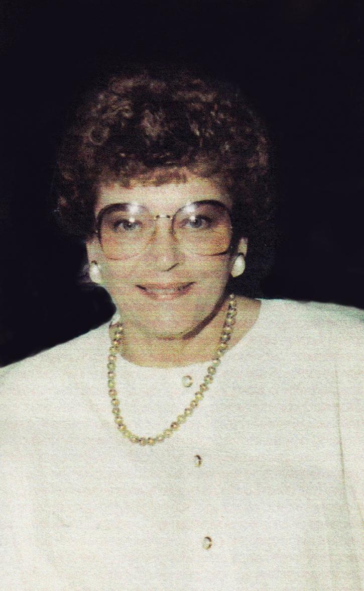 Sue Ann Gardner Shreve