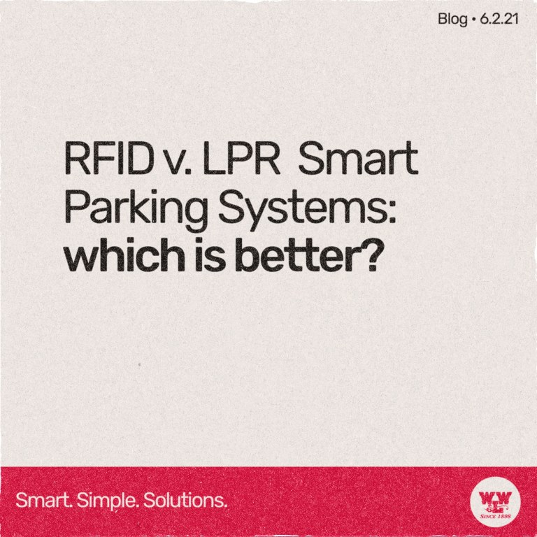 RFID vs LPR Smart parking systems: which is better?