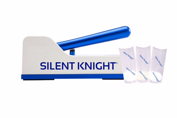 Silent Knight Crusher