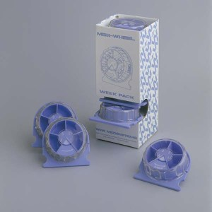Medi-Wheel Replacement Box