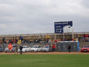 Read more about the article Photos of the May Day NUMSA-led rally in Tembisa
