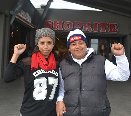 You are currently viewing Support the Shoprite 8 – Boycott Shoprite Pelican Park