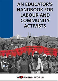 Read more about the article An Educator's Handbook for Labour and Community Activists