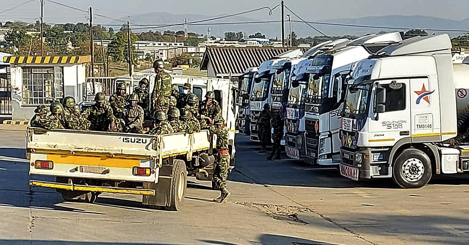 You are currently viewing New evidence confirms claims of murder and torture by Eswatini military and police