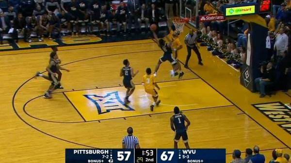 Men's Basketball   Game Recap   West Virginia - WWNR Radio