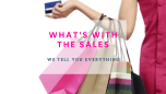 what's with the sales ? WWoW tells you everything