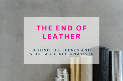The End of Leather