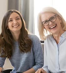 women coworkers