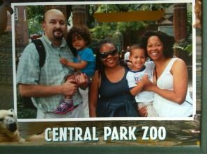Bryant-Gutierrez Family surrounding Grandma
