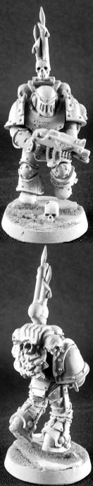 marine mk2 bolter candleback