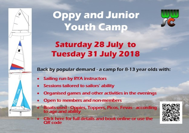 Oppy and Junior Youth Camp 2018