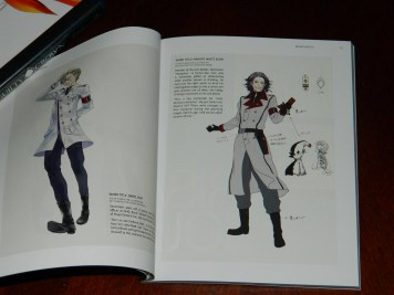 redjuice Art Book - Interior Page