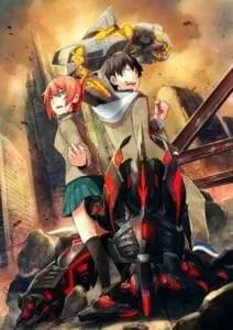 Mecha-Ude Anime Key Visual