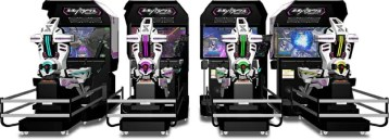 Starwing Paradox Cabinet Photo 001 - 20180202