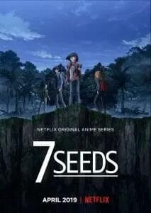 7Seeds Anime Visual