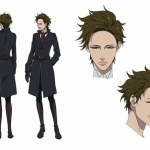 Fairy Gone Anime Character Visual - Nein Auraa