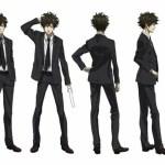Psycho-Pass 3 Character Visual - Arata Shindo