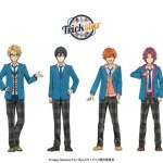 Ensemble Stars Anime Cast Visual - Trickstar