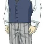 Beastars Anime Character Visual - Aoba