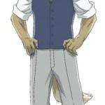 Beastars Anime Character Visual - Durham