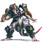 Project Sakura Wars - Character Visual - Puppet Soldier Kyokotsu