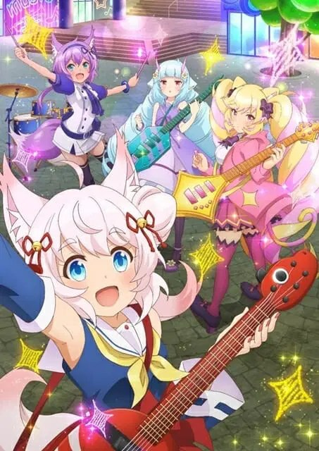 Show By Rock!! Mashumairesh!! Anime Visual