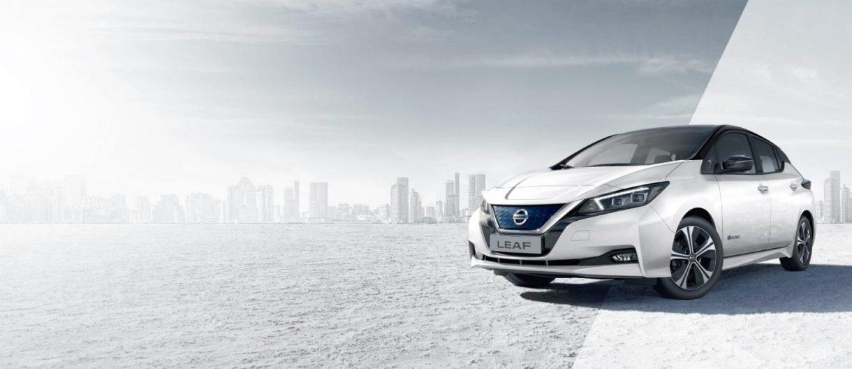New Nissan Leaf Thailand