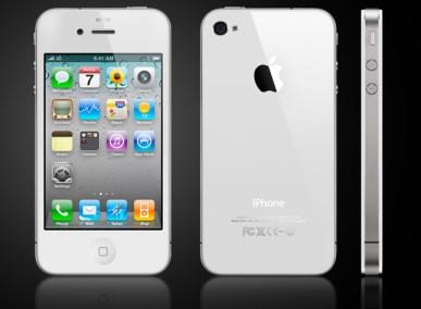 white iphone 4 - Apple teria cancelado versão branca do iPhone 4