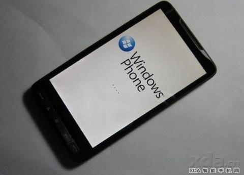 Windows Phone 7 portado para o HTC HD2 (com vídeo!) 4