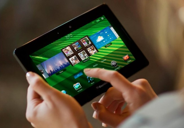 BlackBerry PlayBook OS 2.0 in February