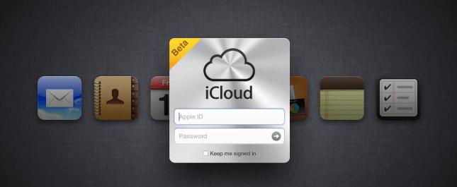 iCloud Notes Reminders