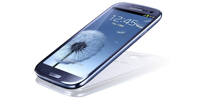 Samsung Galaxy S III Patent Lawsuit Apple