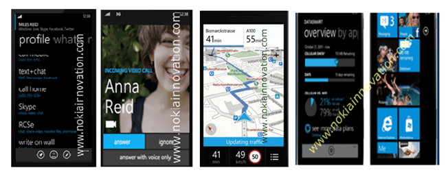 Microsoft Windows Phone 8 Leak Images