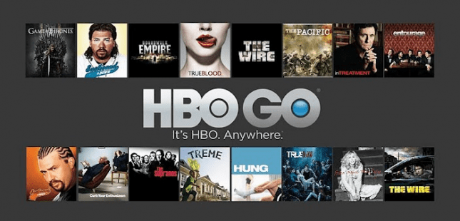HBO Go Android 4.0 ICS
