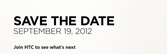 HTC Windows Phone 8 Announcement