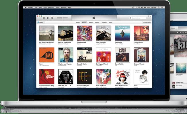 Apple iTunes iCloud Integration
