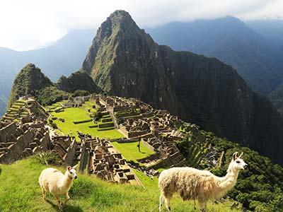 Rundreise Peru Machu Picchu
