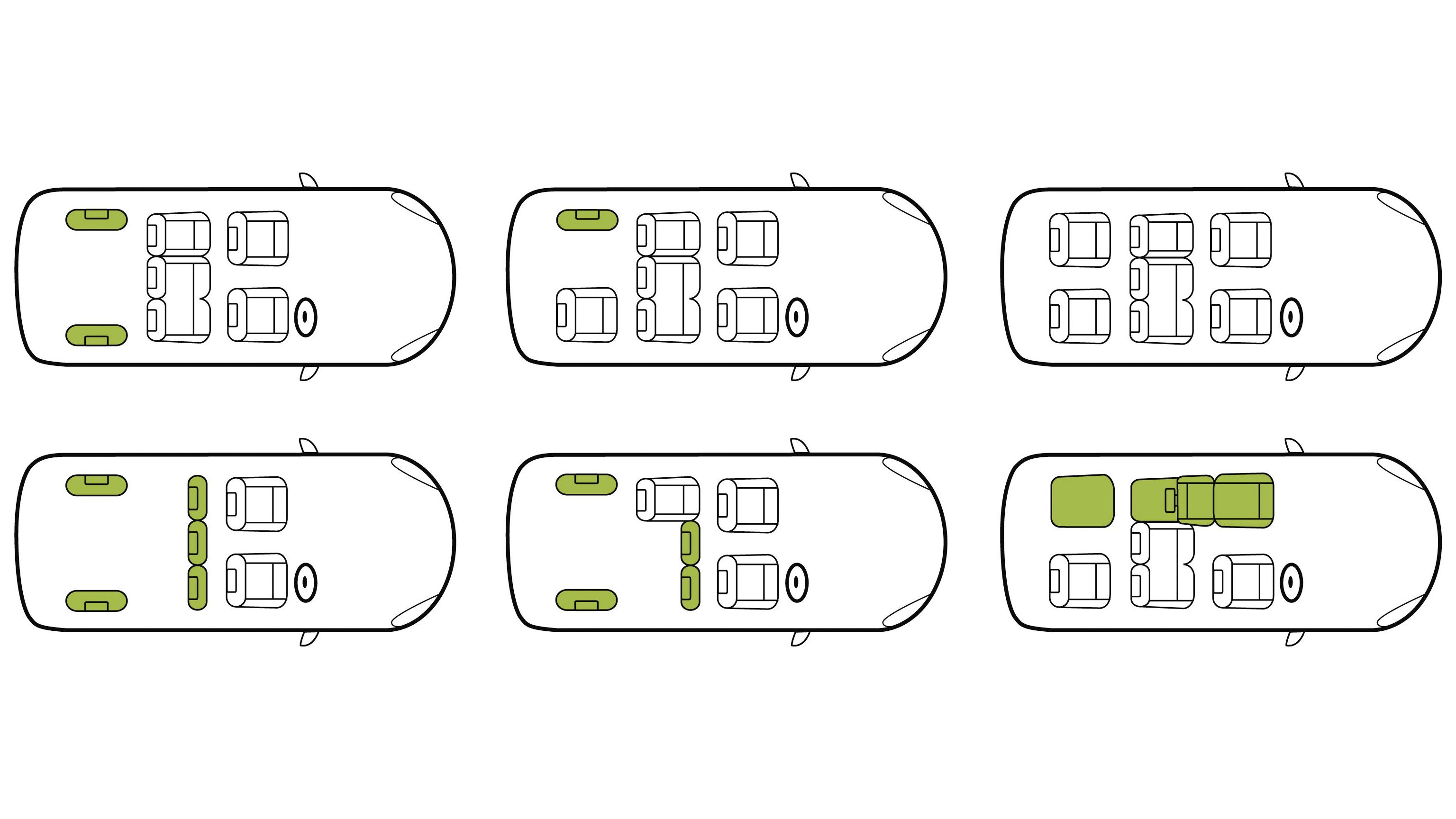 design nissan nv200 combi