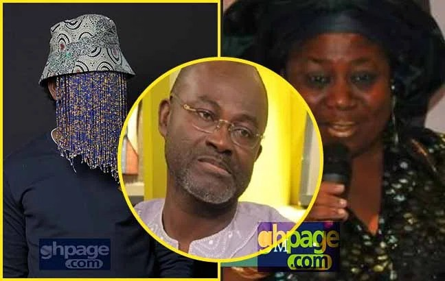 Video: Anas' exposés make me and my wife very afraid — Ken Agyapong