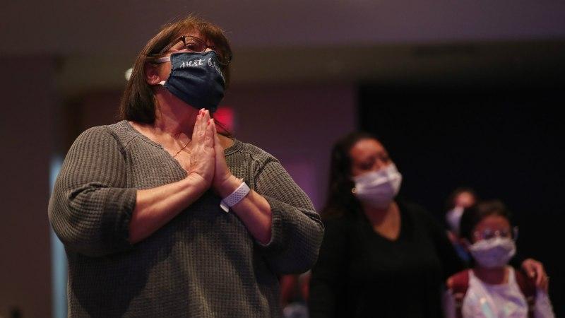 White Evangelicals' Coronavirus Concerns Are Fading Faster