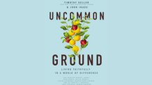 John Inazu on His New Book 'Uncommon Ground: Living Faithfully in a World of Difference'
